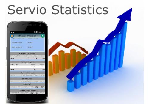 Модуль Servio Statistics для iOS