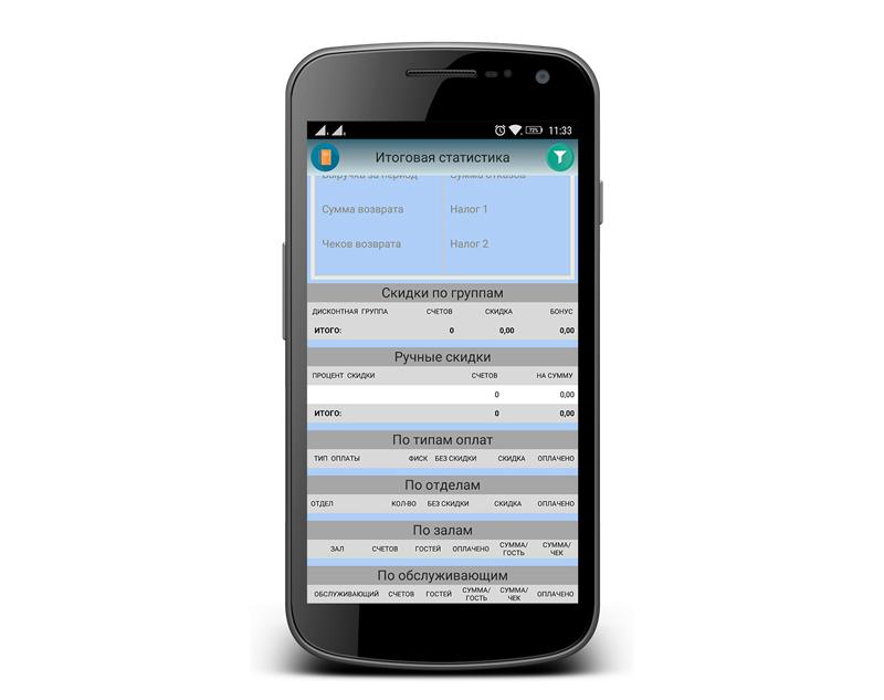модуль App Report в SPA